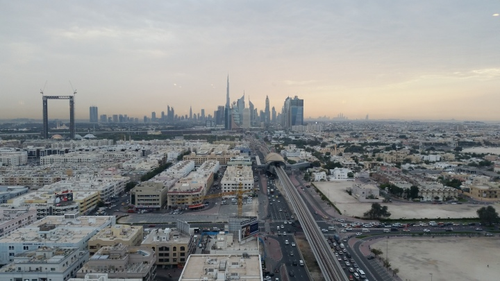 Days In Dubai