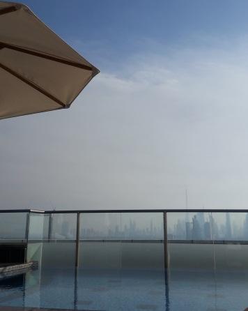 Rooftop of Park Regis Kris Kin