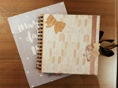 Scapbook I made for my bestie Mevish :)