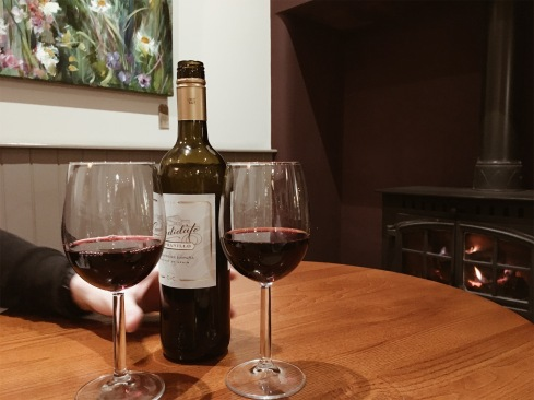 Wine by The Fire anyone?