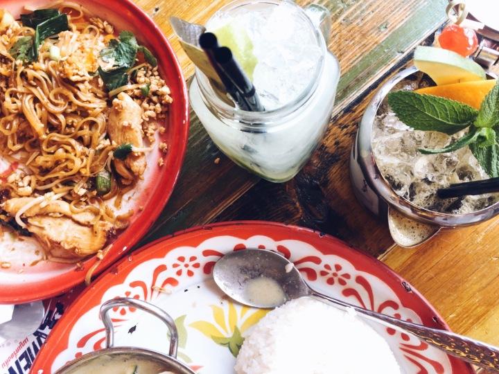 Thai Street Food:ZAAP