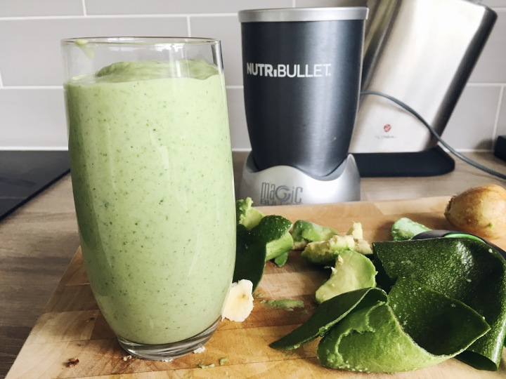 Fave 3 Smoothie : GoGreen