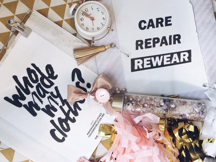 It's Fashion Revolution Week //Upcycle