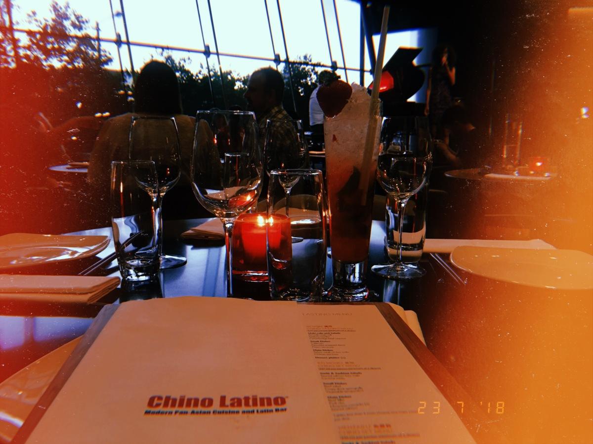 Foodie Diary: ChinoLatino