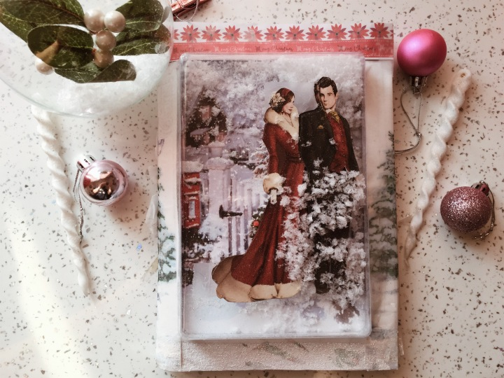 Craft Corner: Festive 3D Cards
