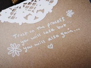 Trust in the process